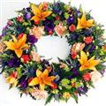 Funeral wreath №1