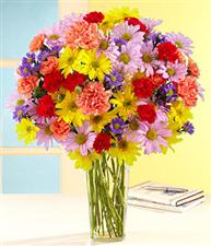 A spring bouquet